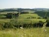 Blick in die Landschaft bei Bechstedt
