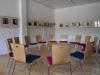 der neue Seminarraum für ca. 20 Personen