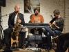 Konzert mit der Blues-Band String Blow Duo und Andi Geyer am Keyboard/ September 2015