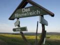 """Das """"Himmelsreich"""" ist ein Wanderweg südlich von Barigau und Oberhain"""