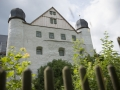 Das Zeughaus des Schlosses Schwarzburg wird saniert, um dort ab Mai 2018 wieder die fürstliche Waffensammlung zeigen zu können