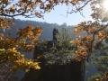Der Gipfel des Kirchfels