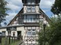 Typische Sommerfrische-Architektur: Das Hotel und Gasthaus Schwarzaburg in Schwarzburg