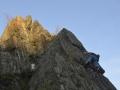 Der Kirchfels ist beliebter Kletter-Spot